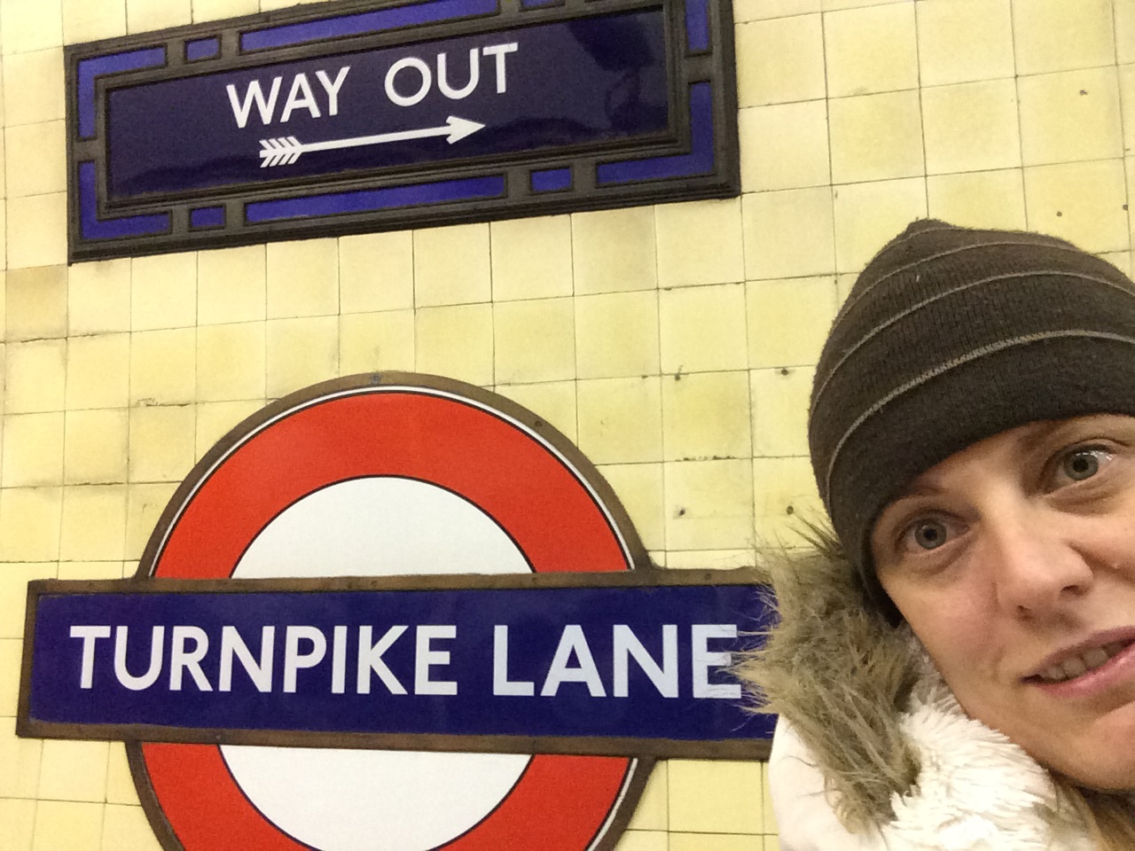 Turnpike Lane Station